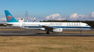 A picture of B2287 - Airbus A321231 - China Southern Airlines - © Sebastian Sowa