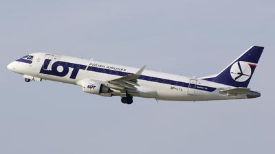A picture of SPLIL - Embraer E175LR - LOT - © Rafal Pruszkowski