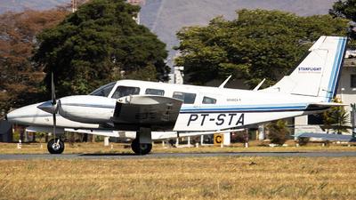 PT-STA - Piper PA-34-200T Seneca II - StarFlight