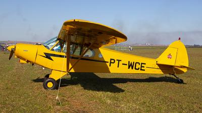 PT-WCE - Piper PA-18-150 Super Cub - Private