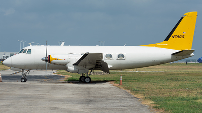 N789G - Grumman G-159 Gulfstream G-I - Private