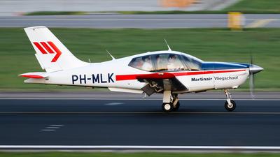 PH-MLK - Socata TB-20 Trinidad GT - Martinair Vliegschool
