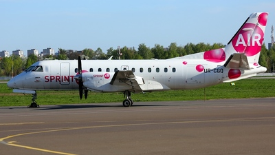 A picture of URCGQ - Saab 340A - MRK Airlines - © Dmitro Kochubko