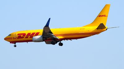 N737KT - Boeing 737-86N(BDSF) - DHL (Swift Air)