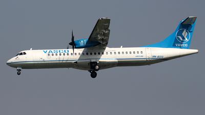 A picture of VNB223 - ATR 72500 - Vasco - © Huy Do