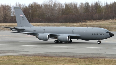 63-8015 - Boeing KC-135R Stratotanker - United States - US Air Force (USAF)