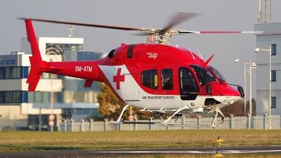 OM-ATM - Bell 429 - Air Transport Europe (ATE)