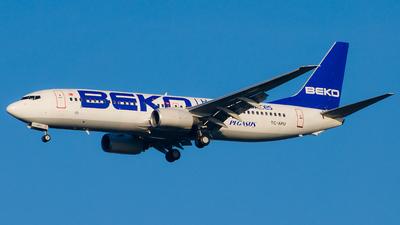TC-APU - Boeing 737-82R - Pegasus Airlines