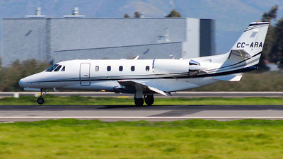 CC-ARA - Cessna 560XL Citation Excel - Private