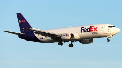 OE-IAP - Boeing 737-4M0(SF) - FedEx (ASL Airlines)