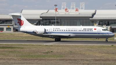 B-650L - COMAC ARJ21-700 - Air China
