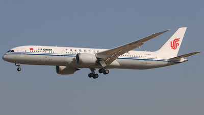 B-1467 - Boeing 787-9 Dreamliner - Air China