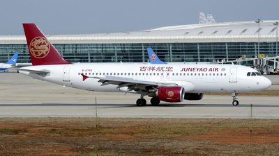 B-6768 - Airbus A320-214 - Juneyao Airlines