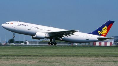TC-OAB - Airbus A300B4-605R - Kyrgyz International Airlines (Onur Air)