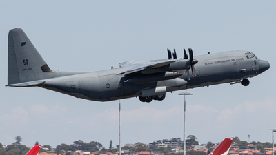 A picture of A97440 - Lockheed C130J Hercules -  - © Clinton_vern