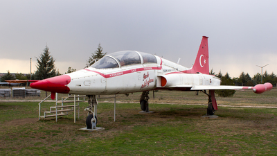 71-4007 - Canadair NF-5B Freedom Fighter - Turkey - Air Force