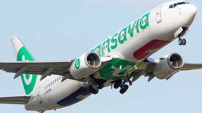 F-HTVV - Boeing 737-8JP - Transavia France