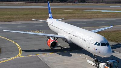A picture of OYKBF - Airbus A321232 - SAS - © Jevgeni Ivanov