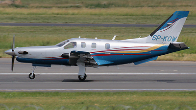 SP-KOW - Socata TBM-850 - Private