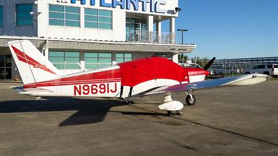 N9691J - Piper PA-28-180 Cherokee C - Private