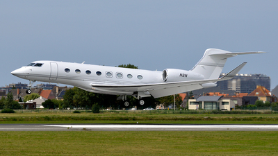 N2N - Gulfstream G650 - Private