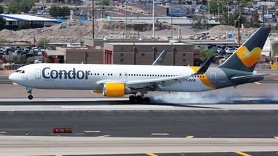 D-ABUS - Boeing 767-38E(ER) - Condor