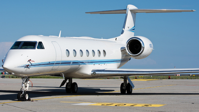 N107AL - Gulfstream G550 - Private