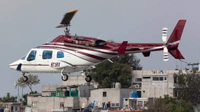 N73RX - Bell 222 - Private