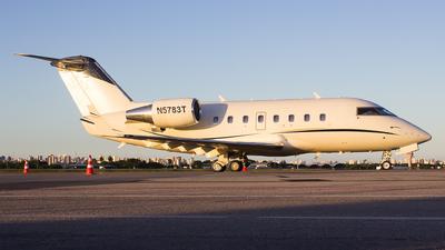 N5783T - Bombardier CL-600-2B16 Challenger 601 - Paragon Flight