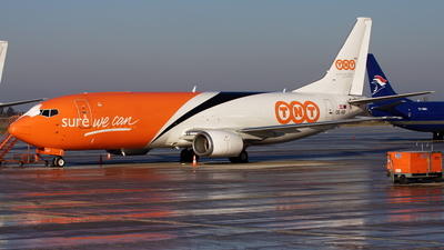 OE-IAP - Boeing 737-4M0(SF) - TNT Airways