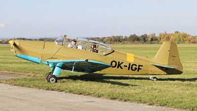 OK-IGF - Zlin Z-126T - Private