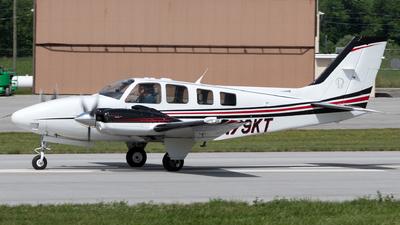N79KT - Beechcraft G58 Baron - Private