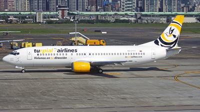 N647CS - Boeing 737-4H6 - Turpial Airlines