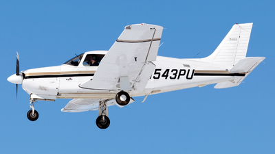 N543PU - Piper PA-28R-201 Arrow - Purdue University