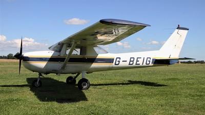 A picture of GBEIG - Cessna F150M - [1361] - © Ian Johnson