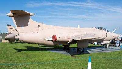 XX889 - Blackburn Buccaneer S.2B - United Kingdom - Royal Air Force (RAF)