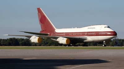 VP-BAT - Boeing 747SP-21 - Untitled