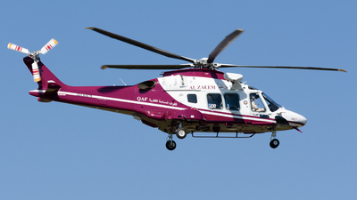CSX81975 - Agusta-Westland AW-169 - Qatar - Air Force