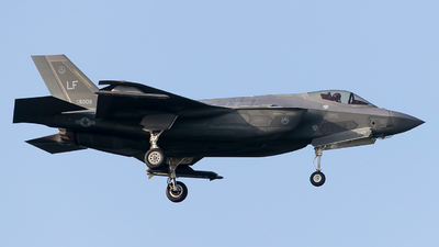 10-5009 - Lockheed Martin F-35A Lightning II - United States - US Air Force (USAF)