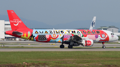 A picture of HSABD - Airbus A320216 - AirAsia - © flee