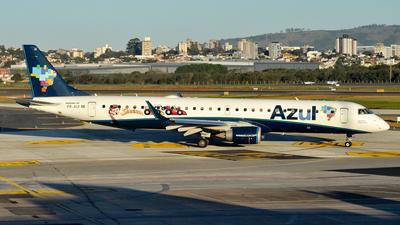 PR-AUI - Embraer 190-200IGW - Azul Linhas Aéreas Brasileiras