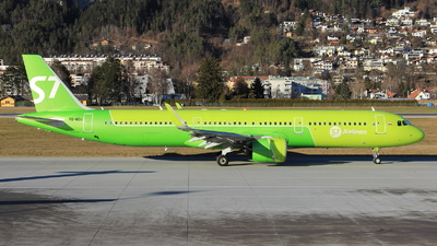 VQ-BDU - Airbus A321-271N - S7 Airlines
