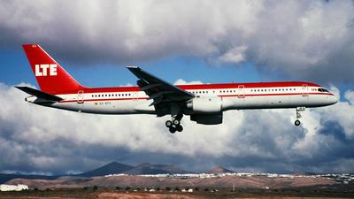 EC-EFX - Boeing 757-2G5 - LTE International Airways