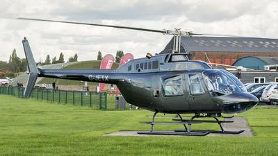 G-JETX - Bell 206B JetRanger III - Private