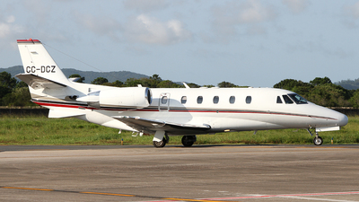 CC-DCZ - Cessna 560XL Citation Excel - Private