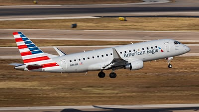 N281NN - Embraer 170-200LR - American Eagle (Envoy Air)