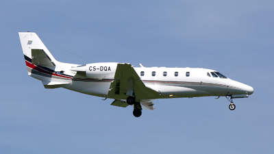 CS-DQA - Cessna 560XL Citation XLS - NetJets Europe