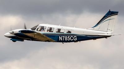 N785CG - Piper PA-34-200T Seneca II - Private