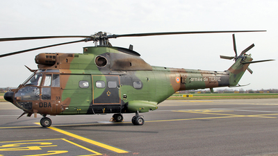 1232 - Aérospatiale SA 330B Puma - France - Army