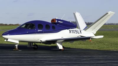 N105LK - Cirrus Vision SF50 - Private